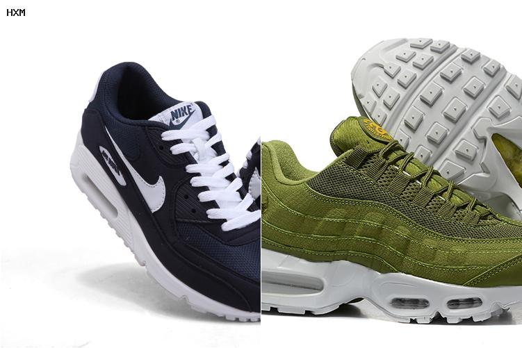 air max leather sneakers nike