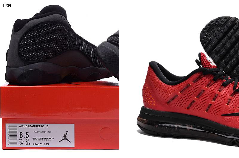 womens red and black nike shoes